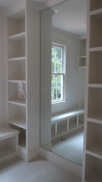 master closet built in
